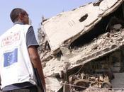 Nord-Liban Première Urgence reconstruit Camp Nahr el-Bared après combats.