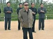 discrète visite chinoise Jong-il