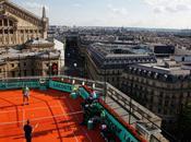 Roland Garros s'invite Galeries Lafayette
