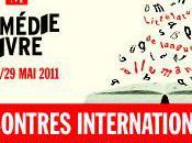Comédie Livre 2011 inauguration lecture