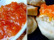 Confiture courge butternut, carottes l'orange pour finir avec légumes d'hiver