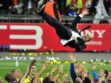 Barcelone remporte 4ème Ligue champions