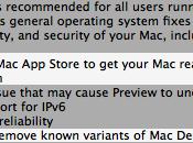 Snow Leopard 10.6.8 pour préparer venue Lion