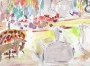Fables Jean Anouilh Concours d'illustration dessins aquarellés