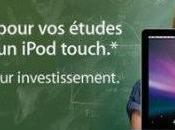 Réduction l'iPad lors prochaine opération Back School
