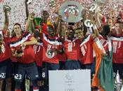Ligue rend verdict pour 2011