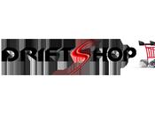 Lancement boutique DriftShop.fr