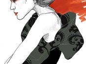 Illustration mode, robe inspirée D&G, crayon, f...