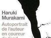 Autoportrait l'auteur coureur fond Haruki MURAKAMI