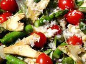 """Salade """"Farniente"""", littéralement/ """"Farniente"""" Salad litteral meaning"""