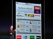 kiosque journaux intégré dans iOS5