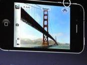 iOS5, bouton physique pour caméra