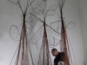 L'artiste Lili-oto cherche local pour organiser exposition Narbonne avec sculptures mobiles contemporain