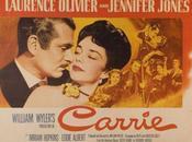 Amour désespéré Carrie, William Wyler (1952)