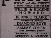 Dimanche juin 1931, Palace débrider avec Calloway Missourians
