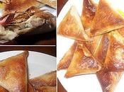 Triangles Poulet
