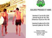 ventes privées Kooples, Robinson Bains Maloles, partir juin 2011