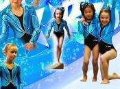 Finale Régionale Benjamine avec gymnastes l'AGM