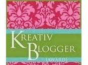 (Blog) Kreativ Blogger Award
