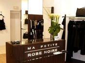 noir, robe, Lyon