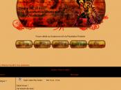 historique forums sites webs
