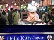Haneda Airport Hello Kitty