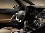 Citroën l'interieur