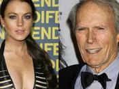 Clint Eastwood n'apprécie présence Lindsay Lohan