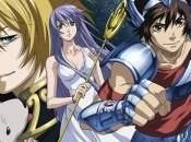 Chevaliers d'or: Saint Seiya Lost Canvas