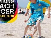 Viking Beach Soccer Tour 2011 Tournée plages normandes