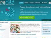 Carenity, réseau social santé