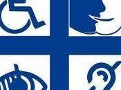 Handicap droite persiste signe contre l'accessibilité universelle
