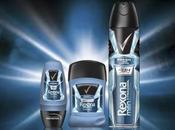 Test nouveaux déodorants Rexona