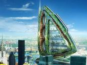 projets d'architecture futuristes