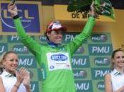 Maillot Vert, changer