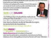 Débat dédicace d'Homopoliticus pride Marseille