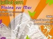 7ème fête livre Plaine (Loire-Atlantique).