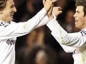 Tottenham s'accroche Bale Modric