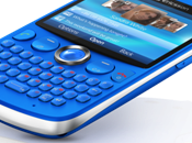 caractéristiques complètes Sony Ericsson dévoilées