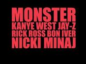 Kanye West Monster