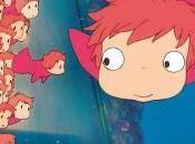 film Ponyo falaise interdit diffusion Japon