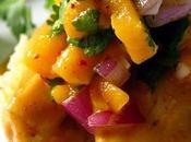 Curry poulet mangue