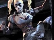 Harley Quinn rouge noir