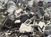 pour contrôler déchets électronique Ghana vers poubelle e-dechets l'occident