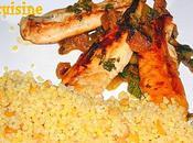 Emincé poulet Courgettes-Poivron Abricots, Origan, Persil Prix