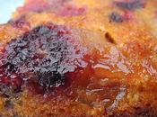 "Cassis, framboises, pommes caramélisées fève tonka, ""It-Cake"""