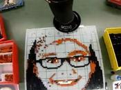 portrait Lego