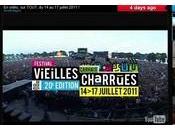 Festival Vieilles Charrues. vingtième édition l'évènement breton