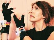gants musicaux présentés Imogen Heap