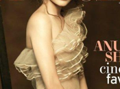 Anushka Sharma couverture l'Officiel!
